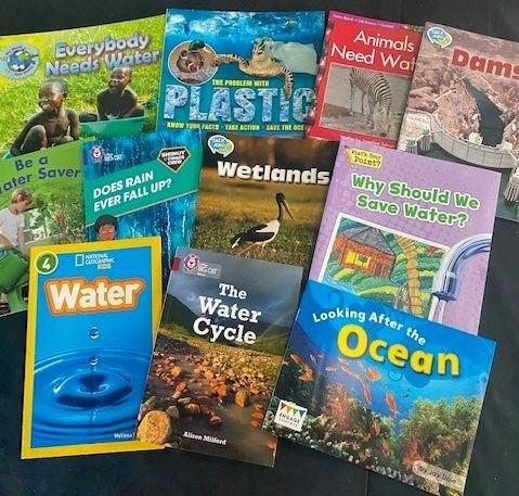 waterweek22 Lioncrest Education - National Water Week 18-24 October, 2021